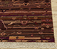 Jaipur Rugs - Hand Knotted Wool Beige and Brown LE-45 Area Rug Cornershot - RUG1083955