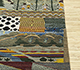 Jaipur Rugs - Hand Knotted Wool Green LE-61 Area Rug Cornershot - RUG1084895