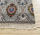 Jaipur Rugs - Hand Knotted Wool Ivory LE-65 Area Rug Cornershot - RUG1086203