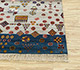 Jaipur Rugs - Hand Knotted Wool Beige and Brown LES-217 Area Rug Cornershot - RUG1077900