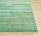 Jaipur Rugs - Hand Knotted Wool and Bamboo Silk Green LES-228 Area Rug Cornershot - RUG1077896