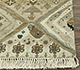 Jaipur Rugs - Hand Knotted Wool and Bamboo Silk Ivory LES-245 Area Rug Cornershot - RUG1080096