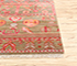 Jaipur Rugs - Hand Knotted Wool and Bamboo Silk Beige and Brown LES-267 Area Rug Cornershot - RUG1083960