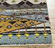 Jaipur Rugs - Hand Knotted Wool & Bamboo Silk Ivory LES-458 Area Rug Cornershot - RUG1092479