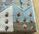 Jaipur Rugs - Hand Knotted Wool and Bamboo Silk Blue LES-494 Area Rug Cornershot - RUG1093914