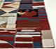 Jaipur Rugs - Hand Tufted Wool Multi LET-1096 Area Rug Cornershot - RUG1064033