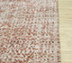 Jaipur Rugs - Hand Knotted Wool and Bamboo Silk Red and Orange LRB-1501 Area Rug Cornershot - RUG1076390