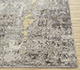 Jaipur Rugs - Hand Knotted Wool and Bamboo Silk Ivory LRB-1545 Area Rug Cornershot - RUG1084357