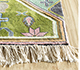 Jaipur Rugs - Hand Knotted Silk Blue LSL-302 Area Rug Cornershot - RUG1092457