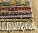 Jaipur Rugs - Hand Knotted Silk Grey and Black LSL-305 Area Rug Cornershot - RUG1092460