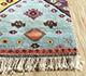 Jaipur Rugs - Hand Knotted Silk Multi LSL-307 Area Rug Cornershot - RUG1092462