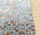 Jaipur Rugs - Hand Knotted Wool and Bamboo Silk Ivory LU-02 Area Rug Cornershot - RUG1081277
