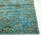 Jaipur Rugs - Hand Knotted Wool and Silk Blue NE-2349 Area Rug Cornershot - RUG1062868