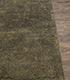 Jaipur Rugs - Hand Knotted Wool and Silk Green NE-2364 Area Rug Cornershot - RUG1064777