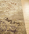 Jaipur Rugs - Hand Knotted Wool and Silk Beige and Brown NMS-11 Area Rug Cornershot - RUG1073525