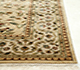 Jaipur Rugs - Hand Knotted Wool and Silk Gold NRA-05 Area Rug Cornershot - RUG1041796