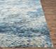 Jaipur Rugs - Hand Knotted Wool and Silk Blue NRA-202 Area Rug Cornershot - RUG1074488
