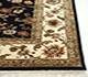 Jaipur Rugs - Hand Knotted Wool and Silk Beige and Brown NRA-31 Area Rug Cornershot - RUG1037488