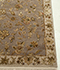Jaipur Rugs - Hand Knotted Wool and Silk Beige and Brown NRA-32 Area Rug Cornershot - RUG1082543
