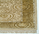 Jaipur Rugs - Hand Knotted Wool and Silk Gold NRA-519 Area Rug Cornershot - RUG1037489
