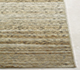 Jaipur Rugs - Hand Knotted Wool and Silk Gold NRA-858 Area Rug Cornershot - RUG1070958