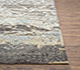 Jaipur Rugs - Hand Knotted Wool and Silk Beige and Brown NRA-864 Area Rug Cornershot - RUG1069435