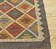 Jaipur Rugs - Flat Weave Jute Grey and Black PDJT-110 Area Rug Cornershot - RUG1107053