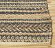 Jaipur Rugs - Flat Weave Jute Beige and Brown PDJT-192 Area Rug Cornershot - RUG1094934