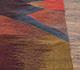 Jaipur Rugs - Flat Weave Synthetic Fiber Pink and Purple PDPL-09 Area Rug Cornershot - RUG1081445