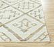 Jaipur Rugs - Flat Weaves Wool and Jute Beige and Brown PDWH-07 Area Rug Cornershot - RUG1091382