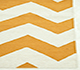 Jaipur Rugs - Flat Weaves Wool Red and Orange PDWL-122 Area Rug Cornershot - RUG1050755