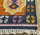 Jaipur Rugs - Flat Weave Wool Blue PDWL-351 Area Rug Cornershot - RUG1098469