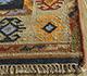 Jaipur Rugs - Flat Weaves Wool Blue PDWL-352 Area Rug Cornershot - RUG1098472