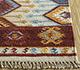 Jaipur Rugs - Flat Weaves Wool Ivory PDWL-353 Area Rug Cornershot - RUG1098475