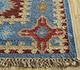 Jaipur Rugs - Flat Weave Wool Multi PDWL-354 Area Rug Cornershot - RUG1098477