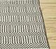 Jaipur Rugs - Flat Weave Wool Ivory PDWL-428 Area Rug Cornershot - RUG1091634