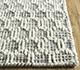 Jaipur Rugs - Flat Weave Wool Green PDWL-433 Area Rug Cornershot - RUG1098164