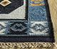 Jaipur Rugs - Flat Weave Wool Blue PDWL-451 Area Rug Cornershot - RUG1098495