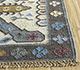 Jaipur Rugs - Flat Weaves Wool Ivory PDWL-452 Area Rug Cornershot - RUG1098497