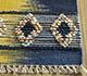 Jaipur Rugs - Flat Weaves Wool Blue PDWL-455 Area Rug Cornershot - RUG1098500