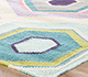 Jaipur Rugs - Flat Weave Wool Ivory PDWL-5101 Area Rug Cornershot - RUG1056315