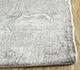 Jaipur Rugs - Hand Loom Viscose Grey and Black PHPV-118 Area Rug Cornershot - RUG1098455