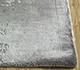 Jaipur Rugs - Hand Loom Viscose Grey and Black PHPV-124 Area Rug Cornershot - RUG1098461
