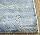 Jaipur Rugs - Hand Loom Viscose Blue PHPV-125 Area Rug Cornershot - RUG1098462