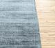 Jaipur Rugs - Hand Loom Viscose Blue PHPV-20 Area Rug Cornershot - RUG1088036