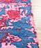 Jaipur Rugs - Hand Loom Viscose Pink and Purple PHPV-99 Area Rug Cornershot - RUG1084223