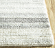 Jaipur Rugs - Hand Loom Wool Ivory PHWL-210 Area Rug Cornershot - RUG1098611
