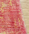 Jaipur Rugs - Hand Loom Wool and Viscose Red and Orange PHWV-80 Area Rug Cornershot - RUG1084159