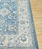 Jaipur Rugs - Hand Knotted Wool Blue PKWL-5103 Area Rug Cornershot - RUG1101218
