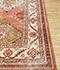 Jaipur Rugs - Hand Knotted Wool Red and Orange PKWL-7001 Area Rug Cornershot - RUG1079917